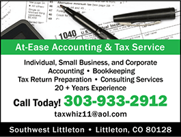At-Ease Accounting & Tax Service