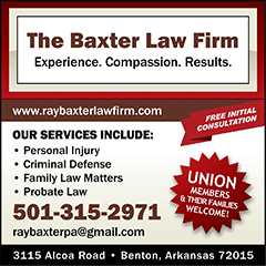 The Baxter Law Firm