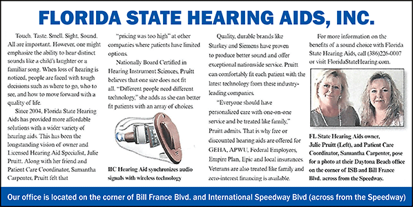 Florida State Hearing Aids, Inc